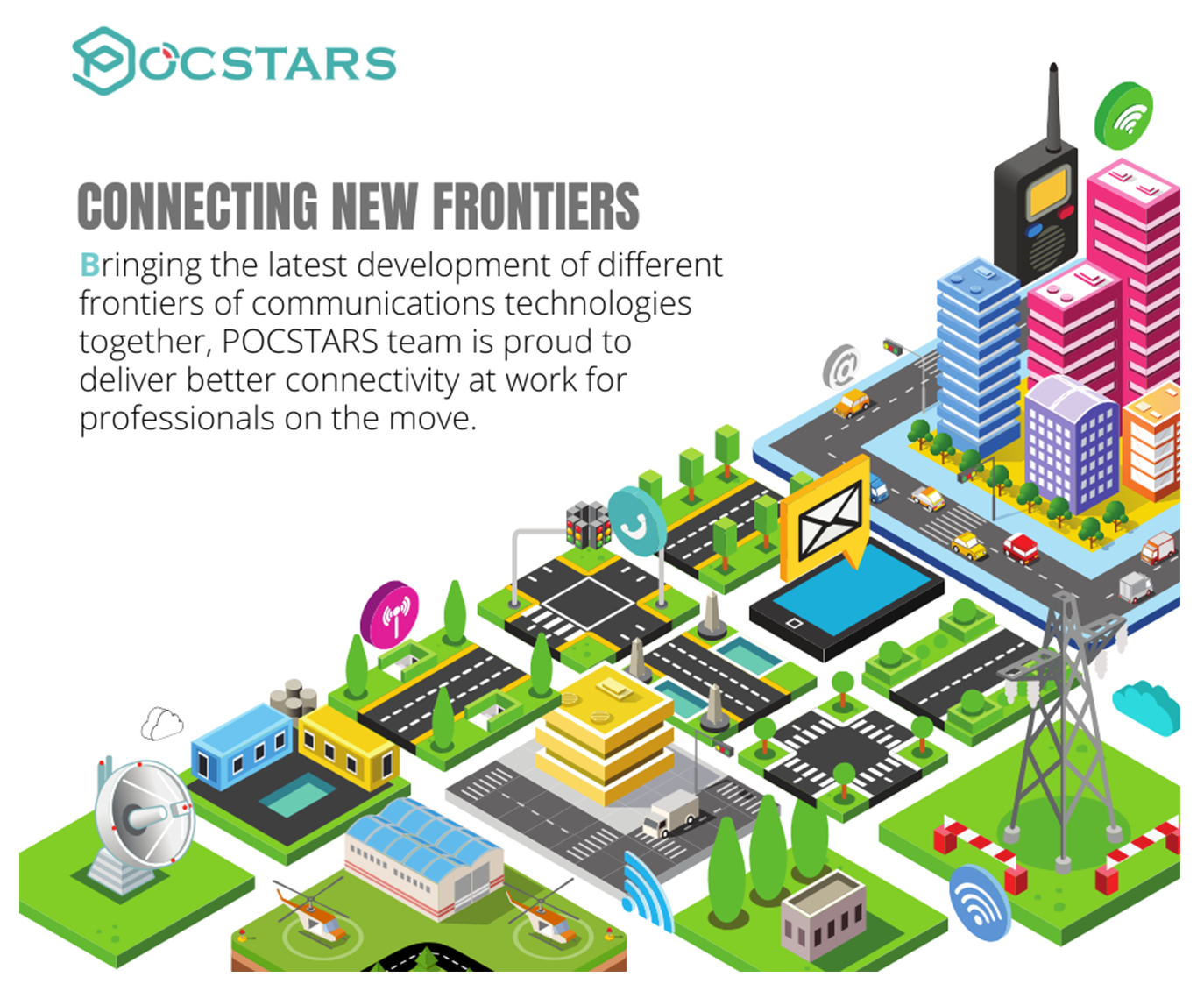 POCSTARS Connecting New Frontiers